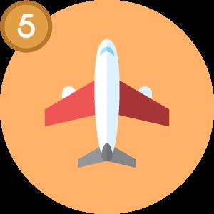 uçak bileti rezervasyonu
