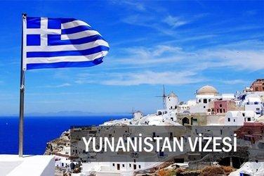 Yunanistan vizesi almak çok kolay!