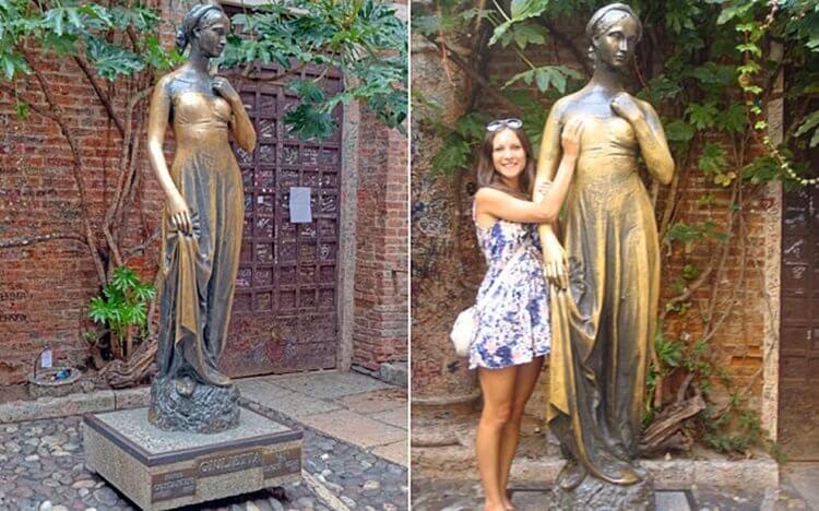 Statue of Juliet