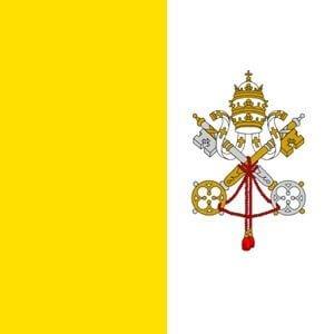 vatikan bayrağı, vatikan vizesi