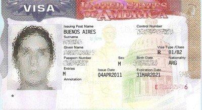 10 yıllık amerika vizesi