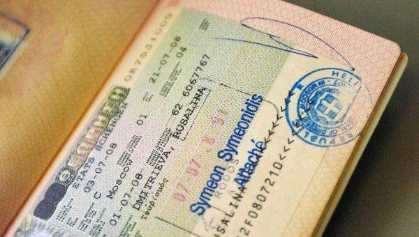 yunanistan schengen vizesi