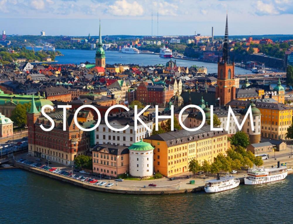 Geze geze bitiremediğim İskandinav şehri: Stockholm