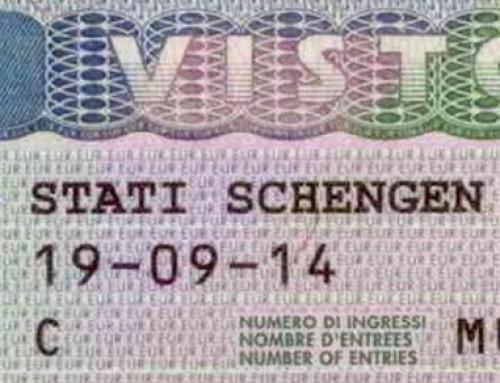 İtalya Schengen Vizesi