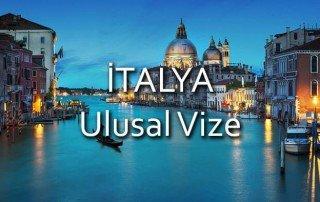 İtalya ulusal vize