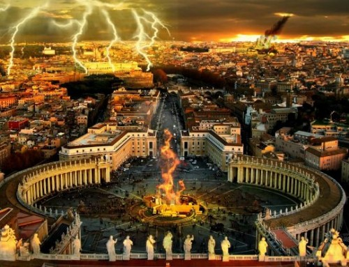 Vatikan Vizesi Gerekli mi?