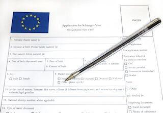 yunanistan vize başvurusu formu