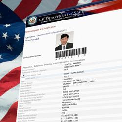 Amerika vizesi başvuru formu
