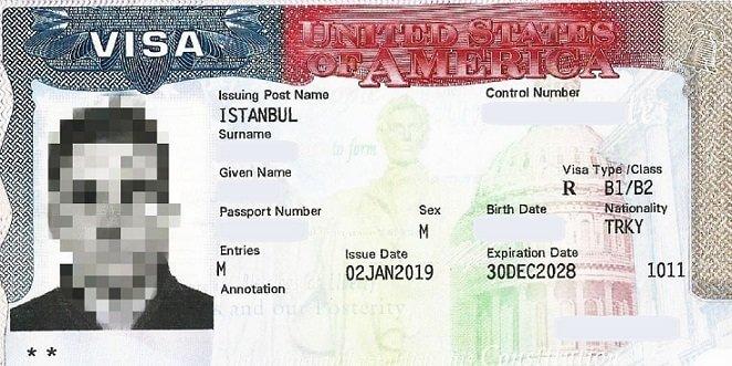 10 yillik abd vizesi
