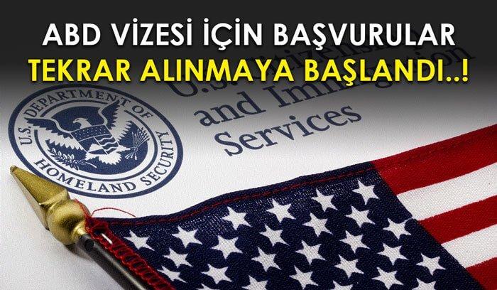 amerika vize krizi son durum