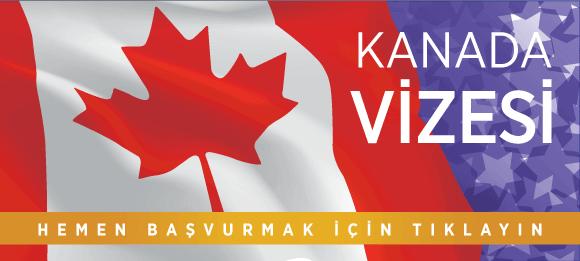 Kanada vizesi için gerekli evraklar - Hemen Başvur