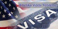 Amerika vize yenileme