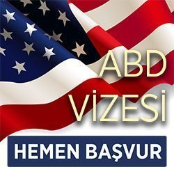 Amerika vizesi başvuru işlemleri