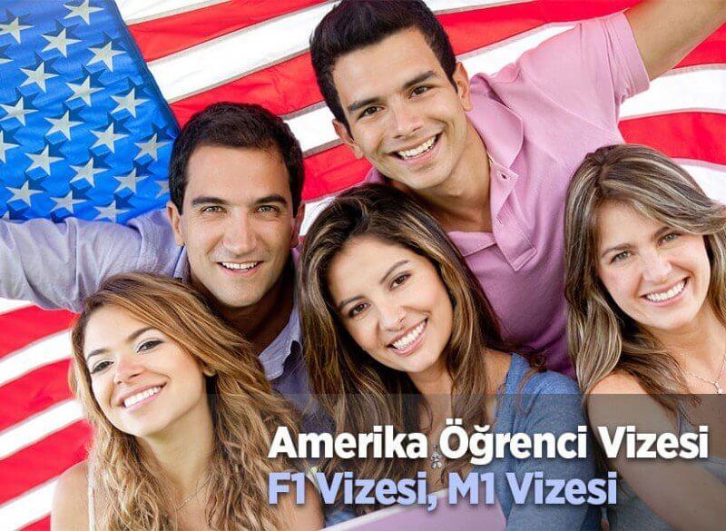 Amerika öğrenci vizesi nasıl alınır