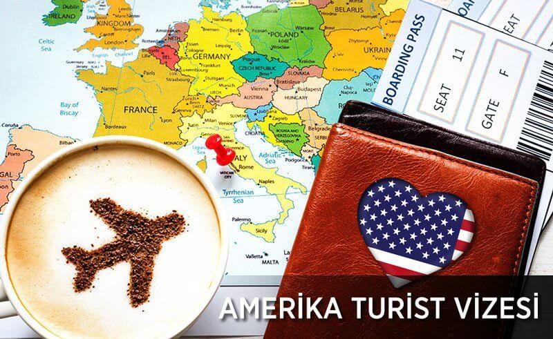 amerika turistik vize