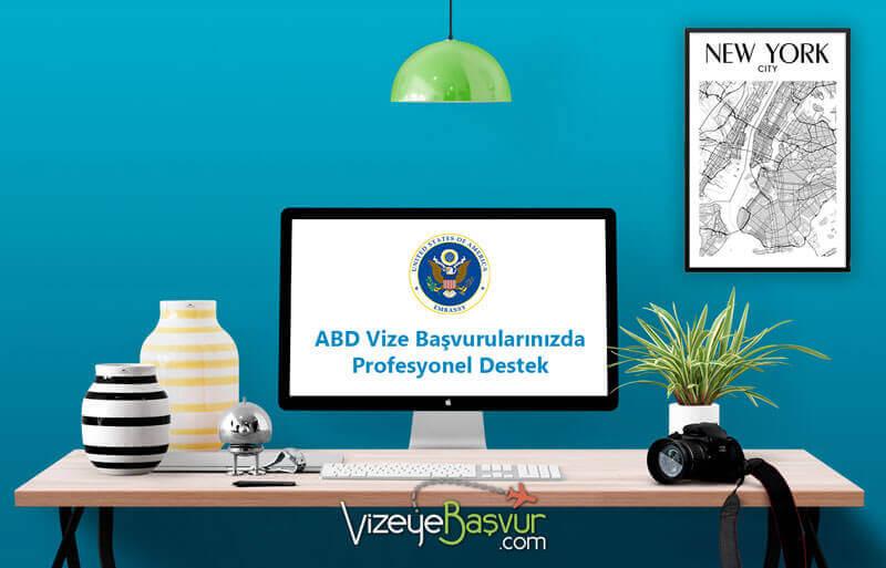 ABD vize başvuru danışmanlık hizmeti